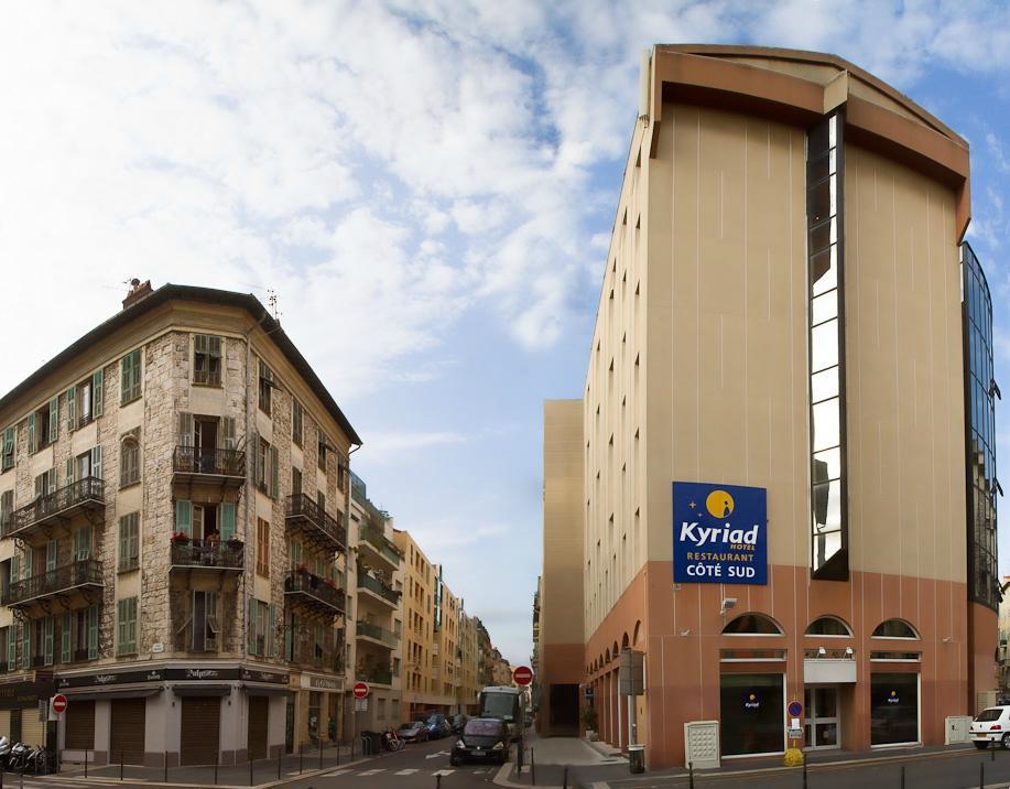 Hotel Kyriad Nice Port