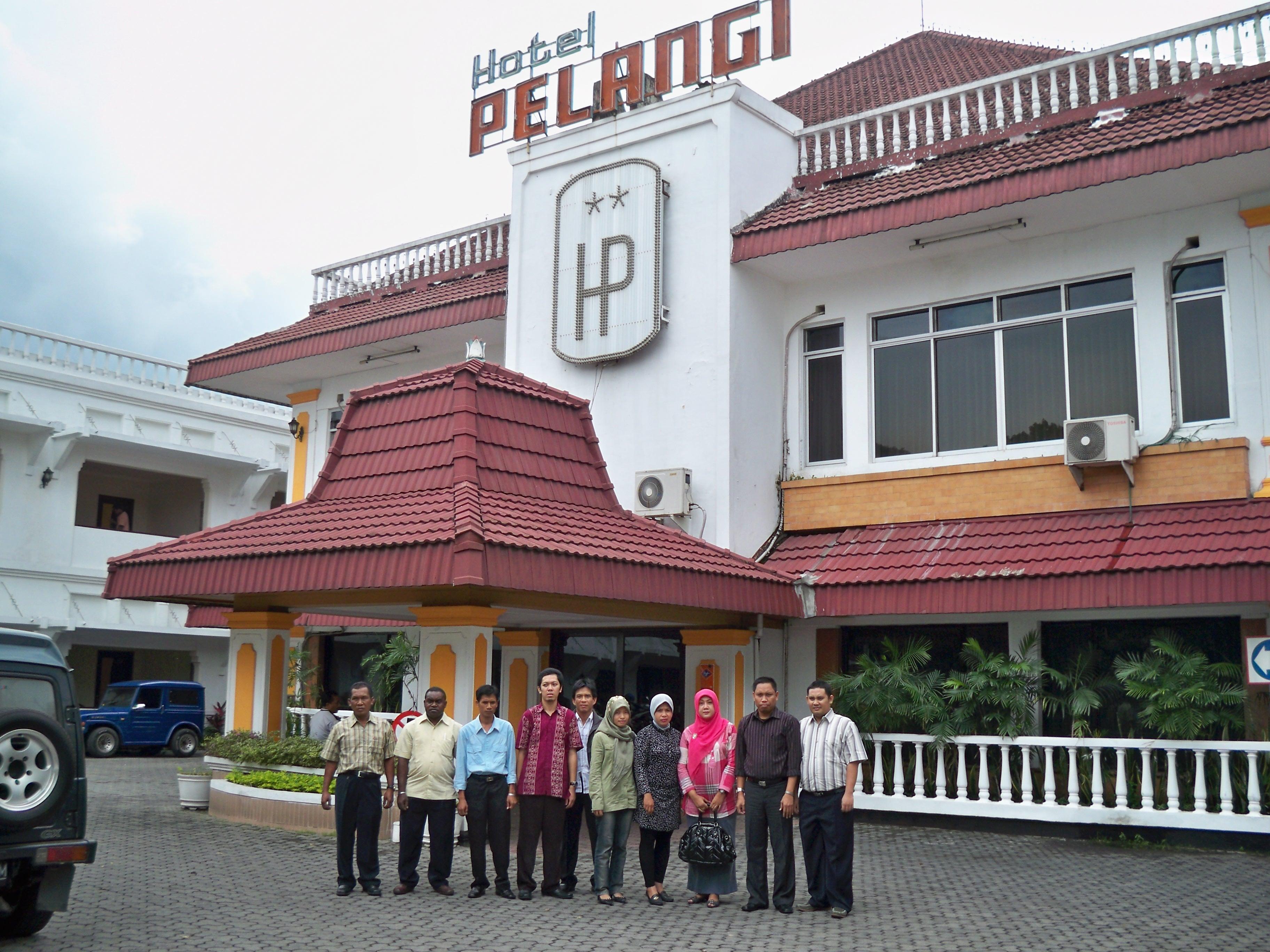 ホテル ペランギ