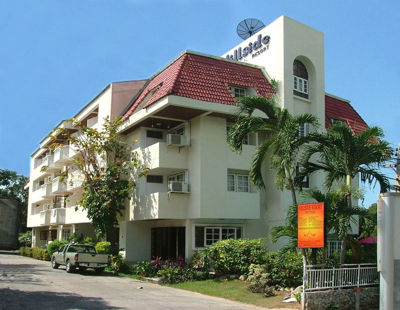 Hillside Resort Pattaya