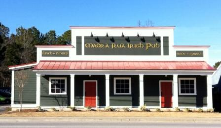 Madra Rua Irish Pub