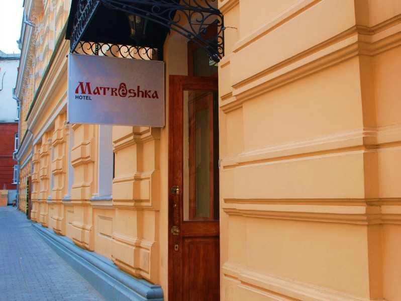 マトリョーシカ ホテル