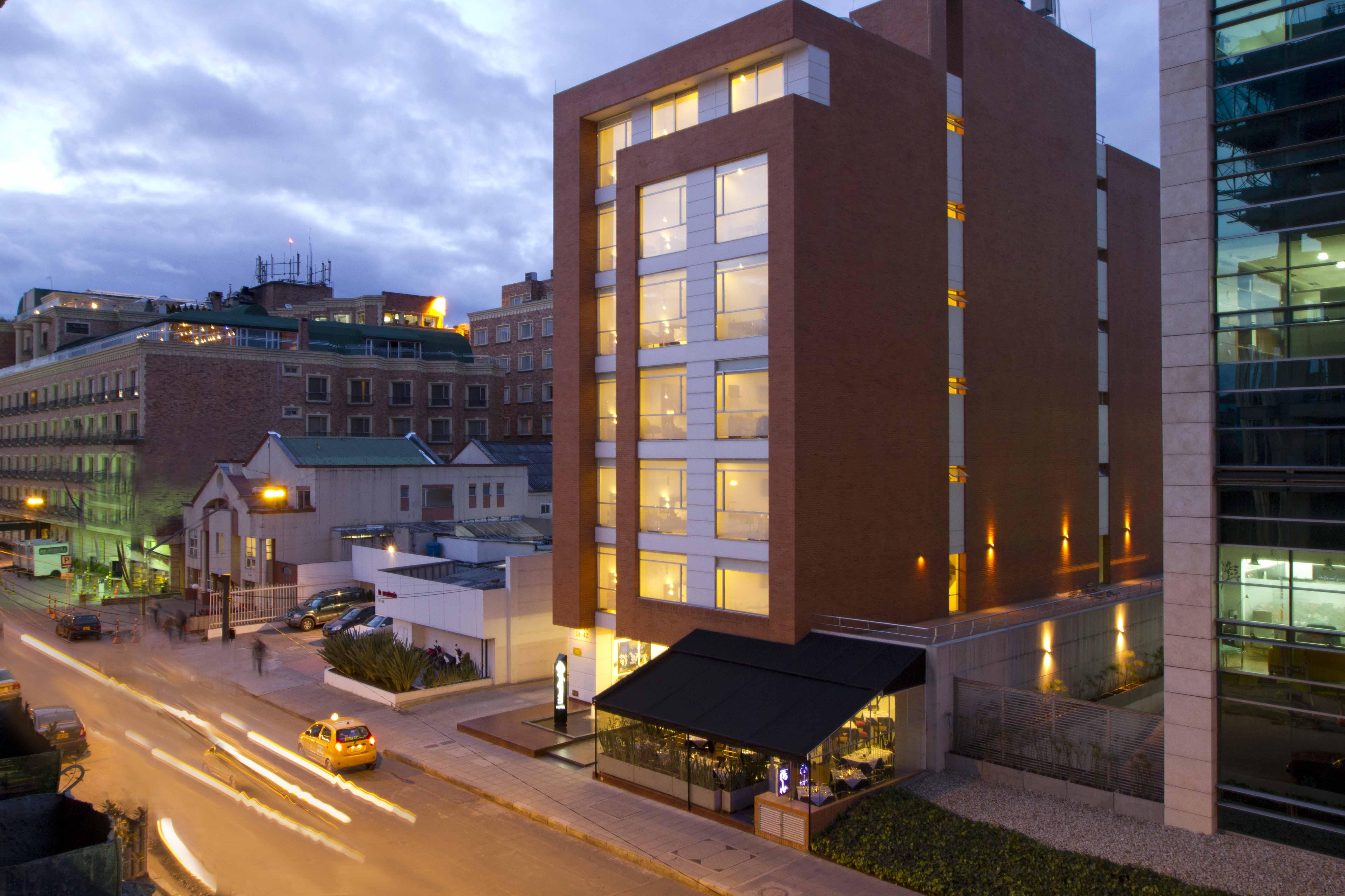 NH Bogota Urban 93 Royal