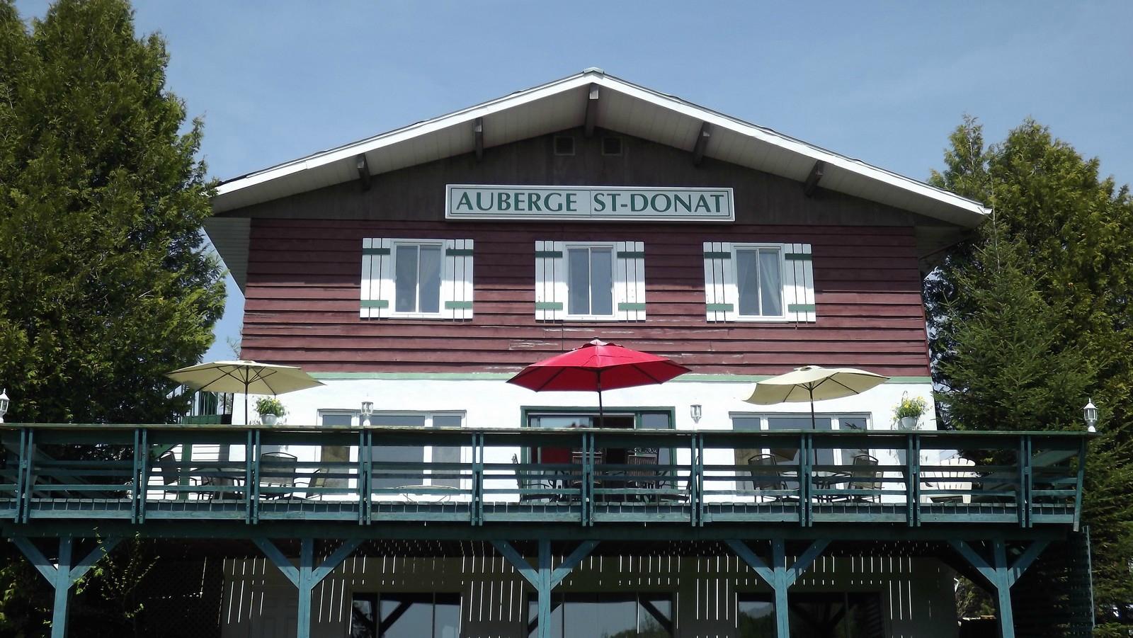 Auberge Saint-Donat