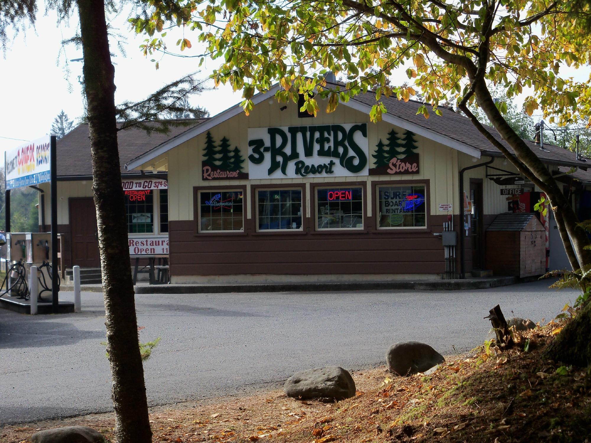 Three Rivers Resort Photo