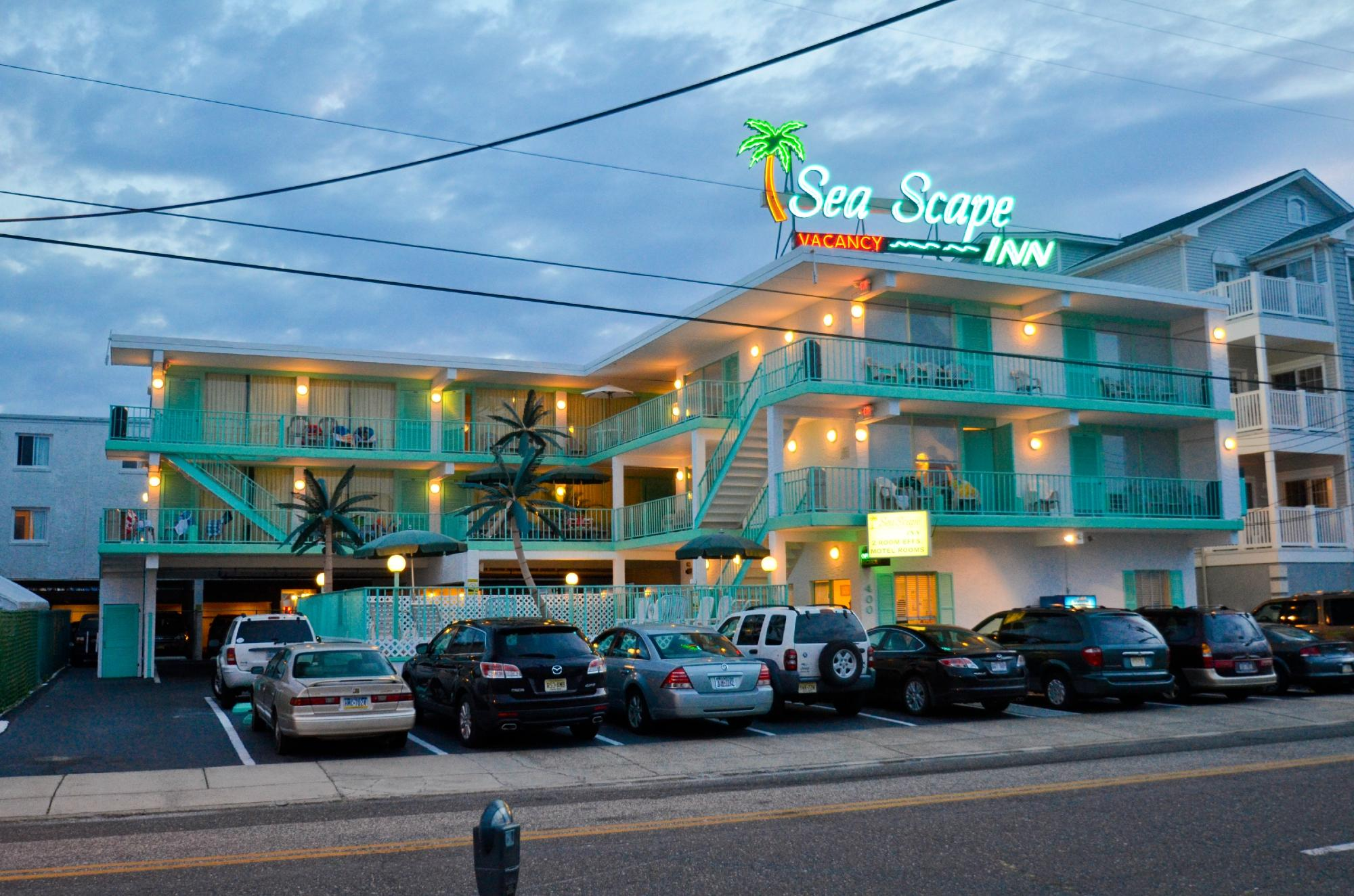 Sea Scape Inn Updated 2017 Prices Motel Reviews Wildwood Crest Nj Tripadvisor