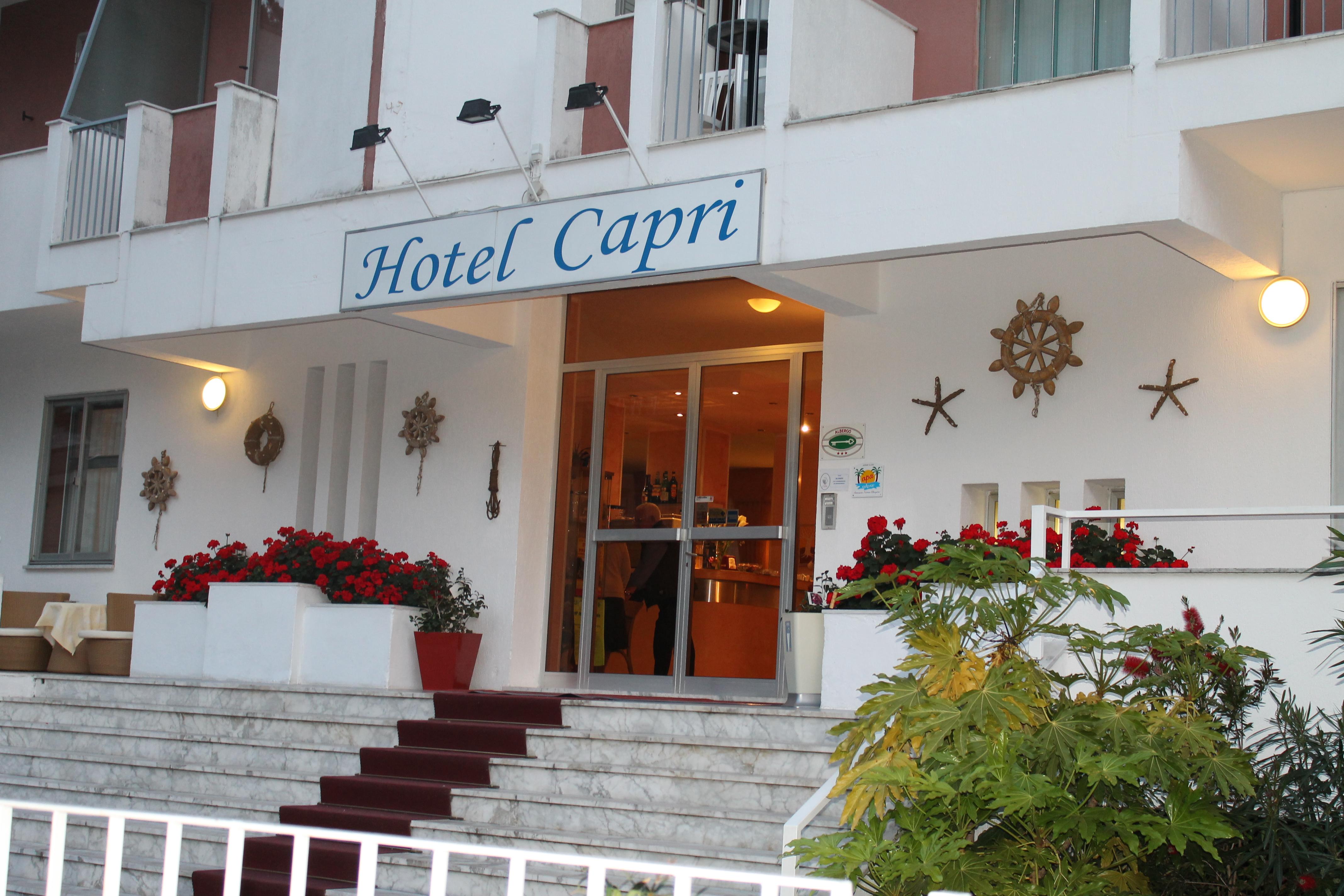 Hotel Capri Pietra Ligure
