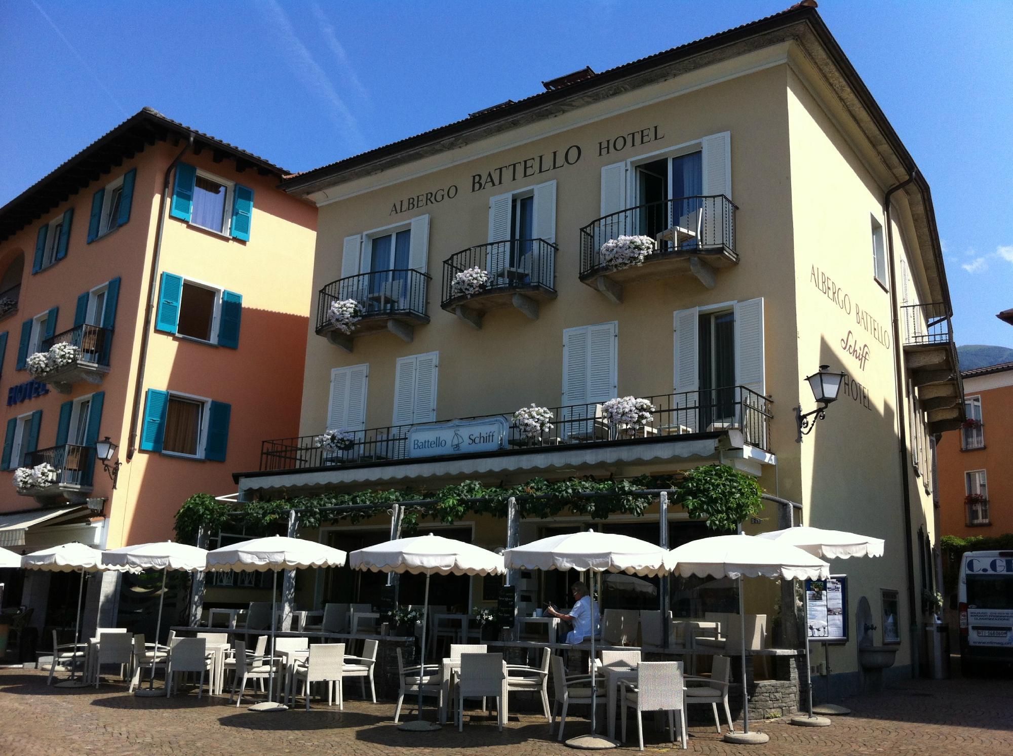 Hotel Schiff-Battello Ascona