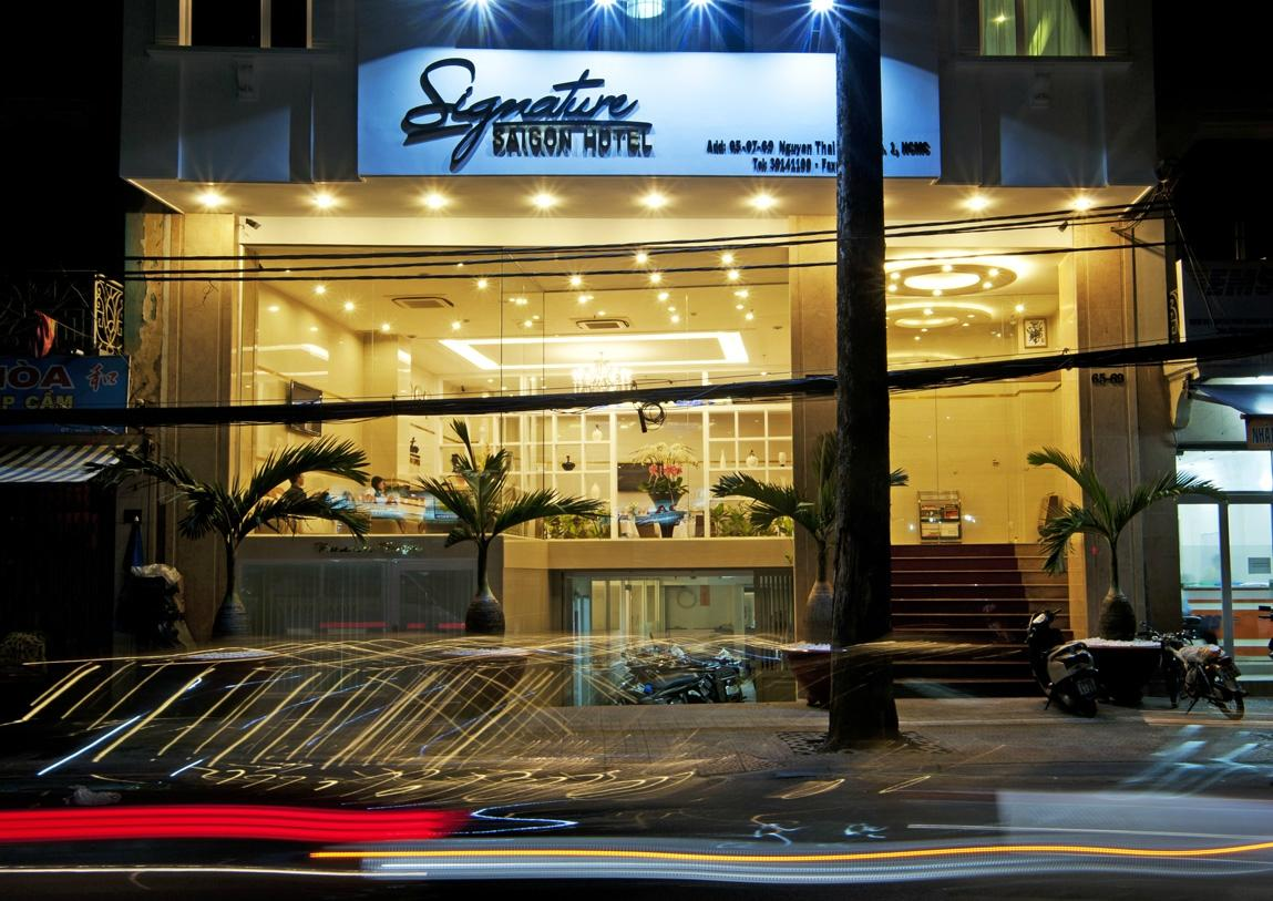 Signature Saigon Hotel