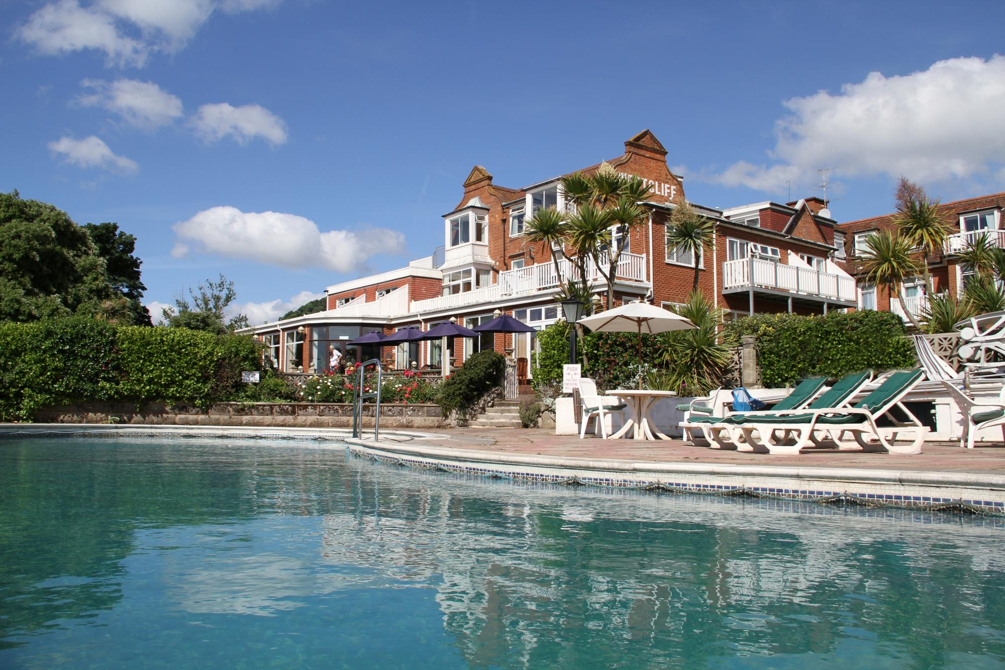 Sidmouth Harbour Hotel - The Westcliff