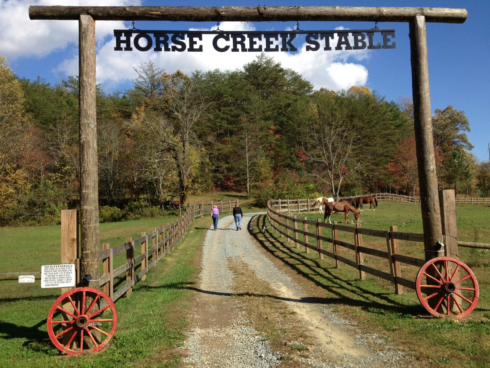 ‪Horse Creek Stable Bed and Breakfast‬