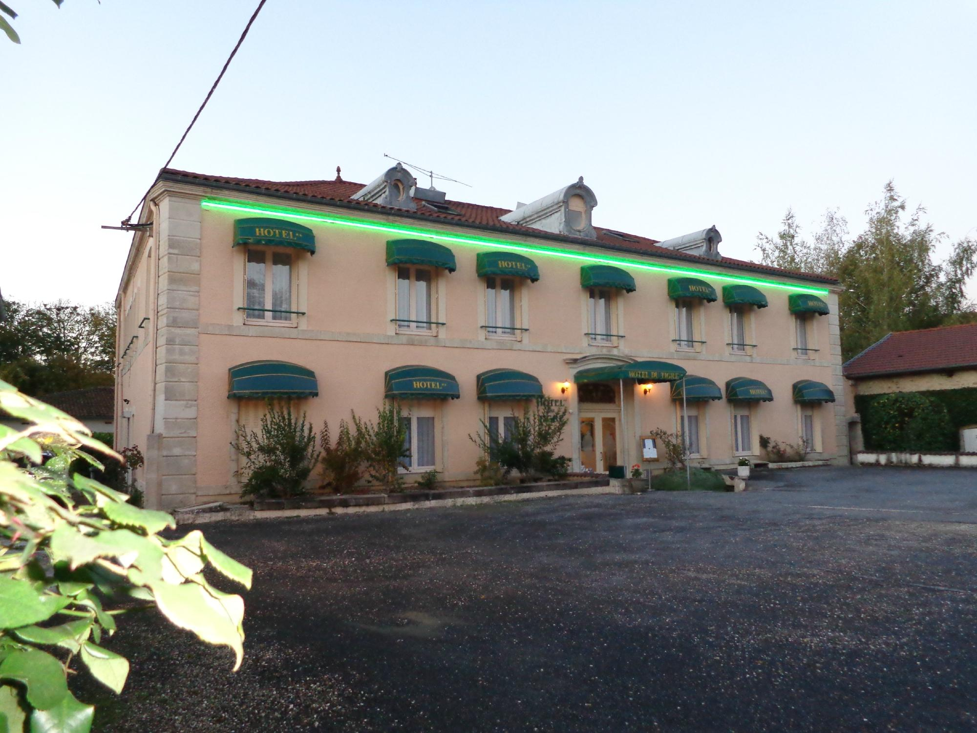 호텔 뒤 티그레