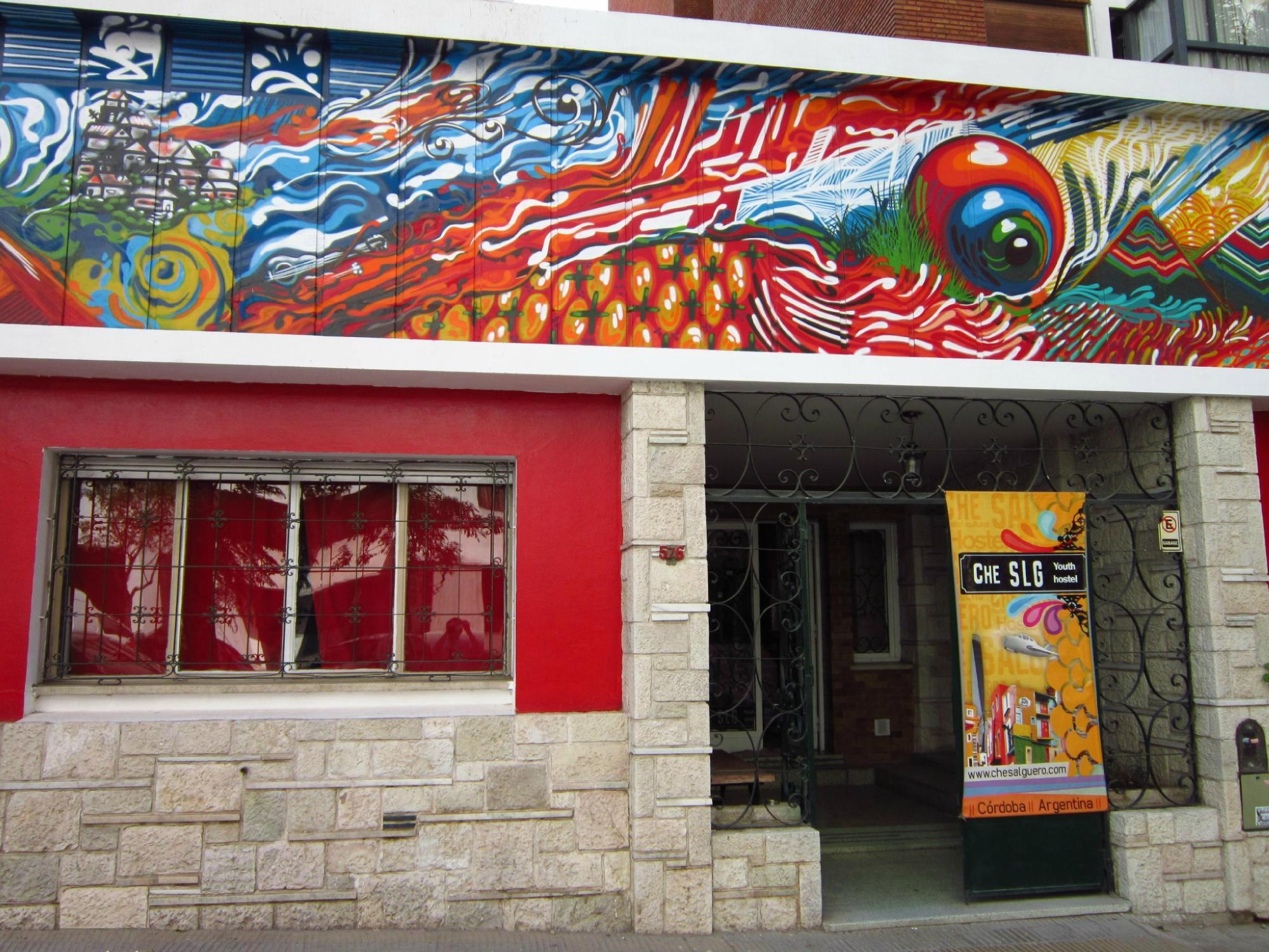 Che Salguero / Hostel Cultural