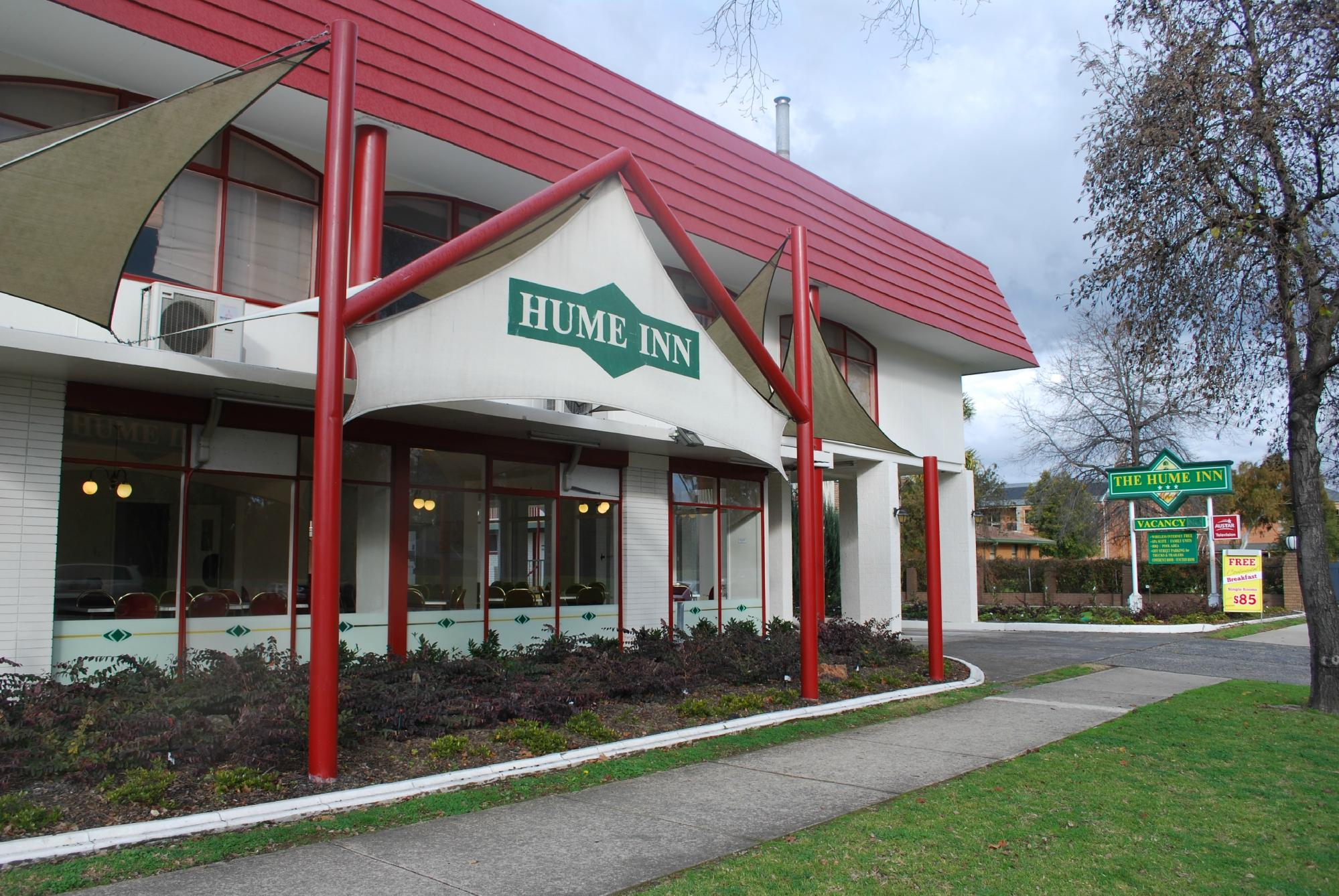The Hume Inn Motel