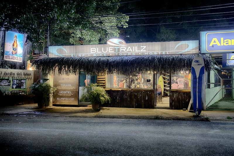 Blue Trailz Hostel & Surf Camp