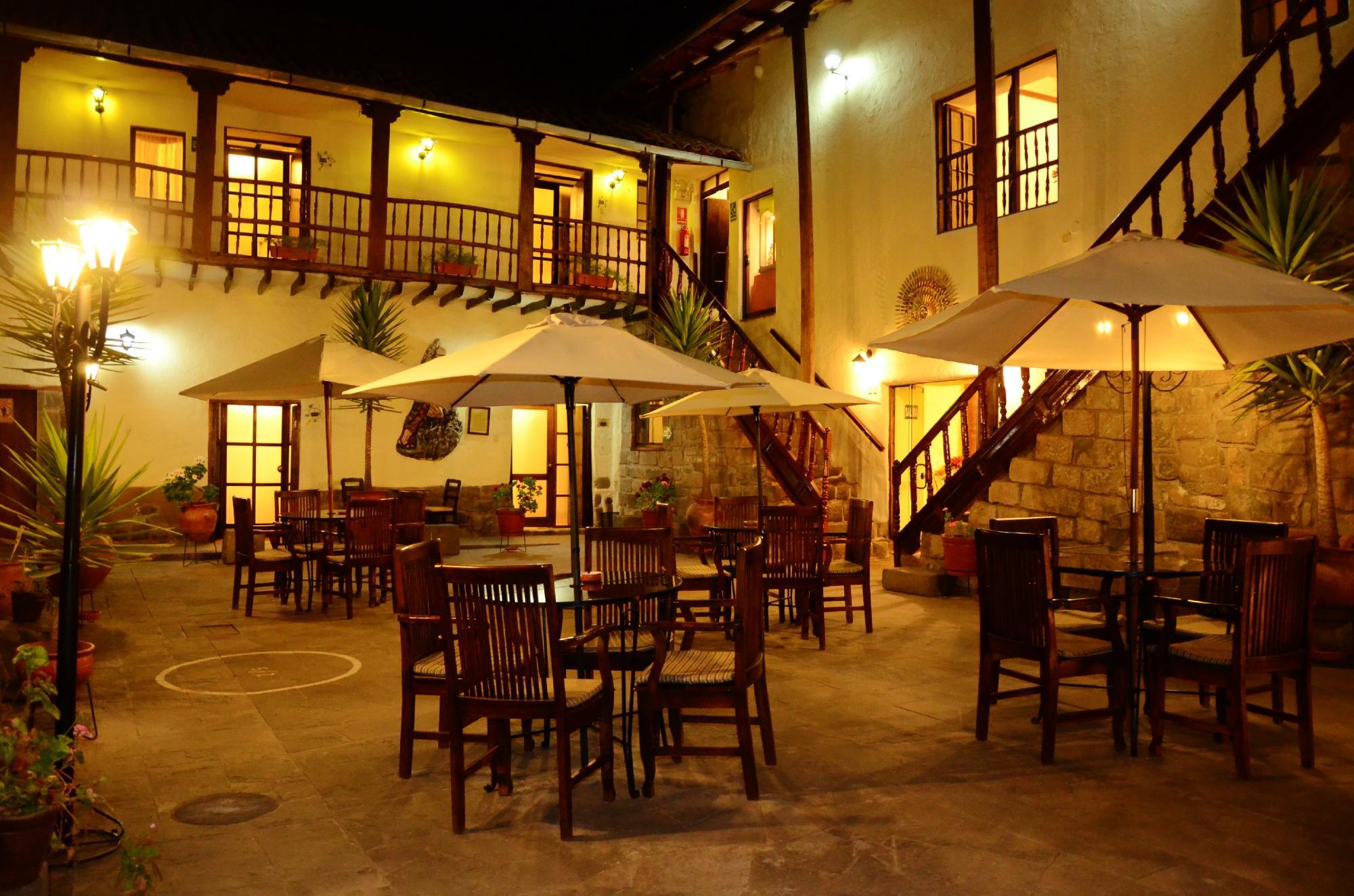 Unaytambo Hotel