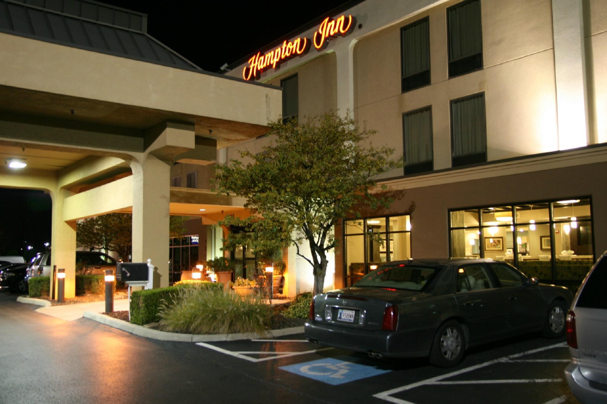 Hampton Inn Columbus West