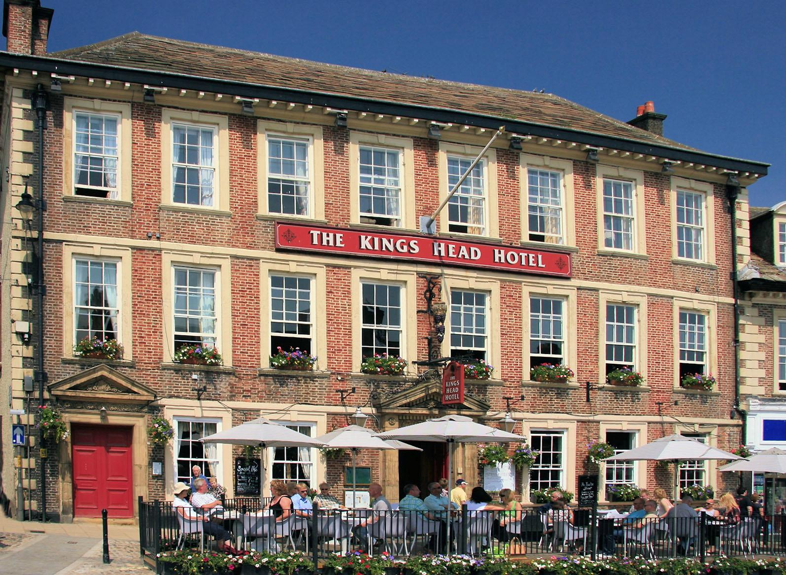 BEST WESTERN The Kings Head Hotel
