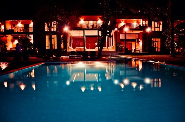 羅曼湖飯店