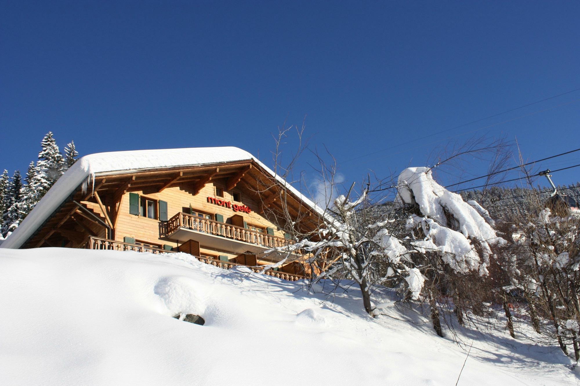 Hotel Mont Gele