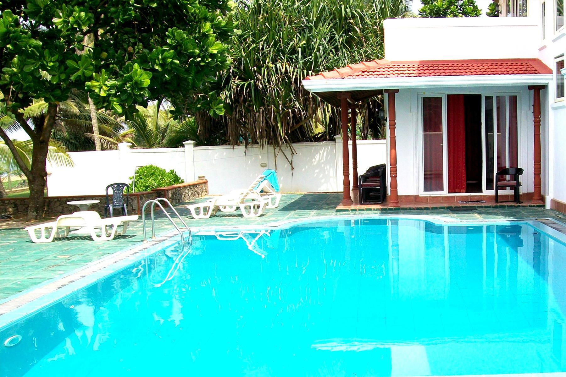 Blue Ocean Villa