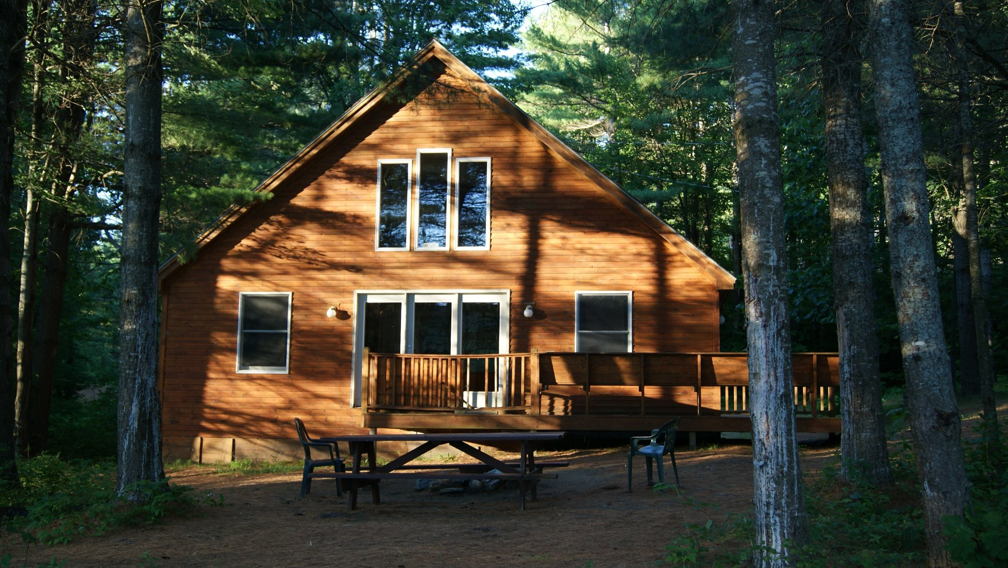 Maine Lakeside Cabins