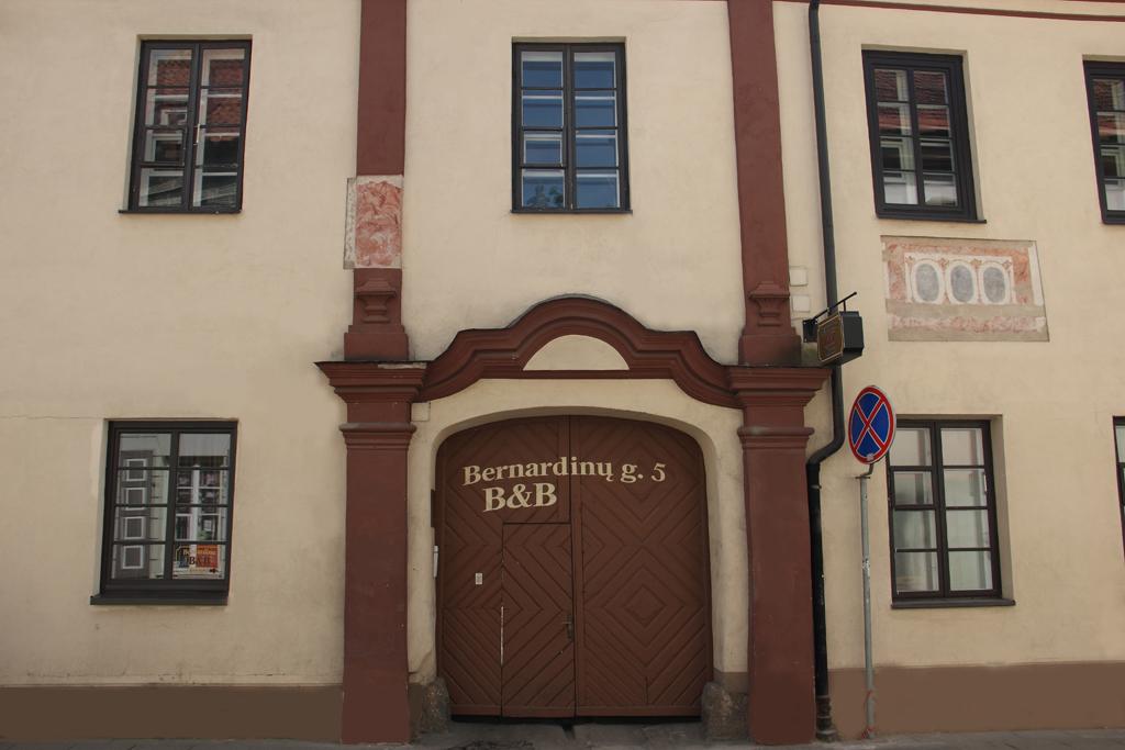 Гостевой дом Bernardinu