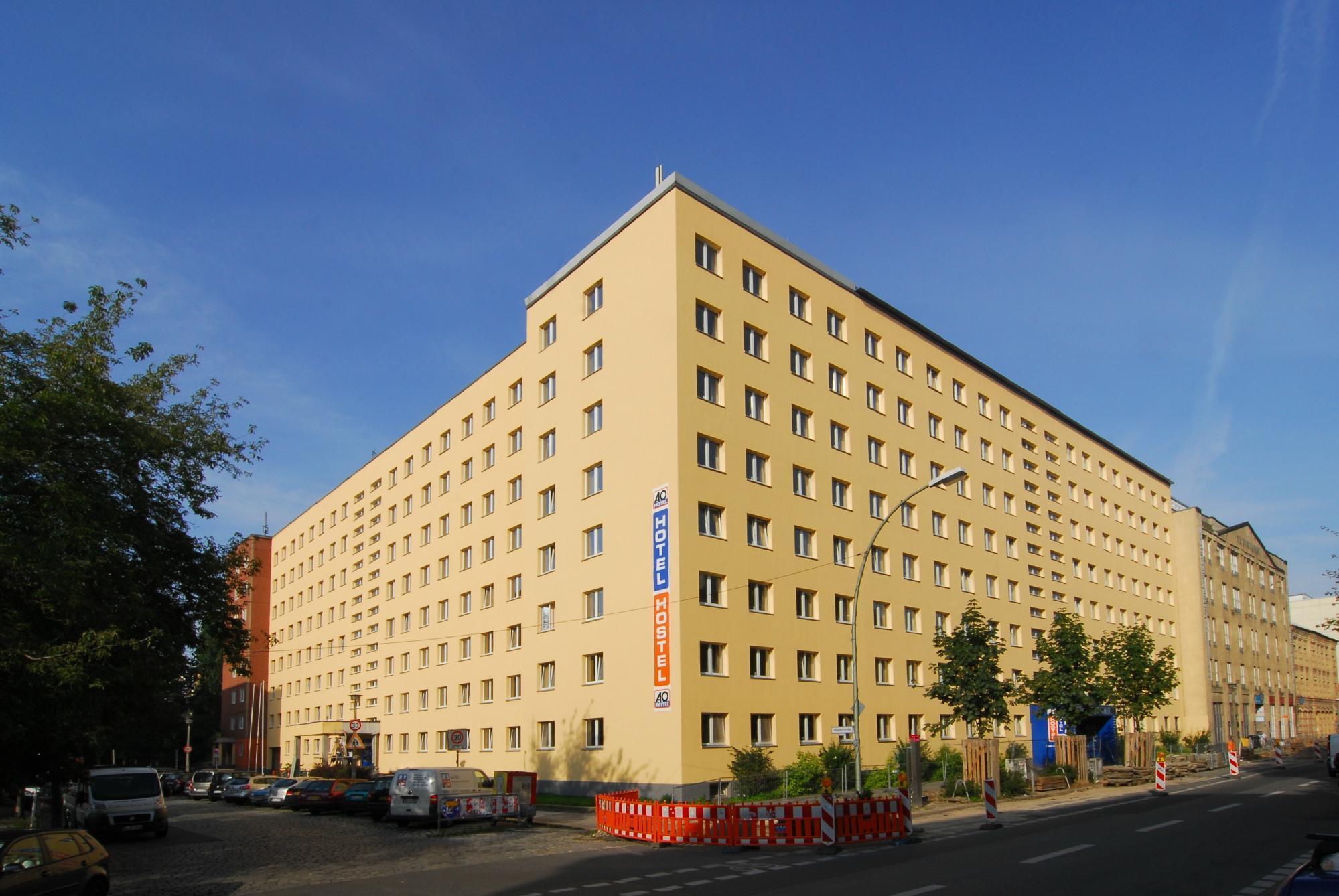 A&O Berlin Mitte