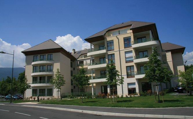 Appart'City Confort Geneve Divonne-les-Bains