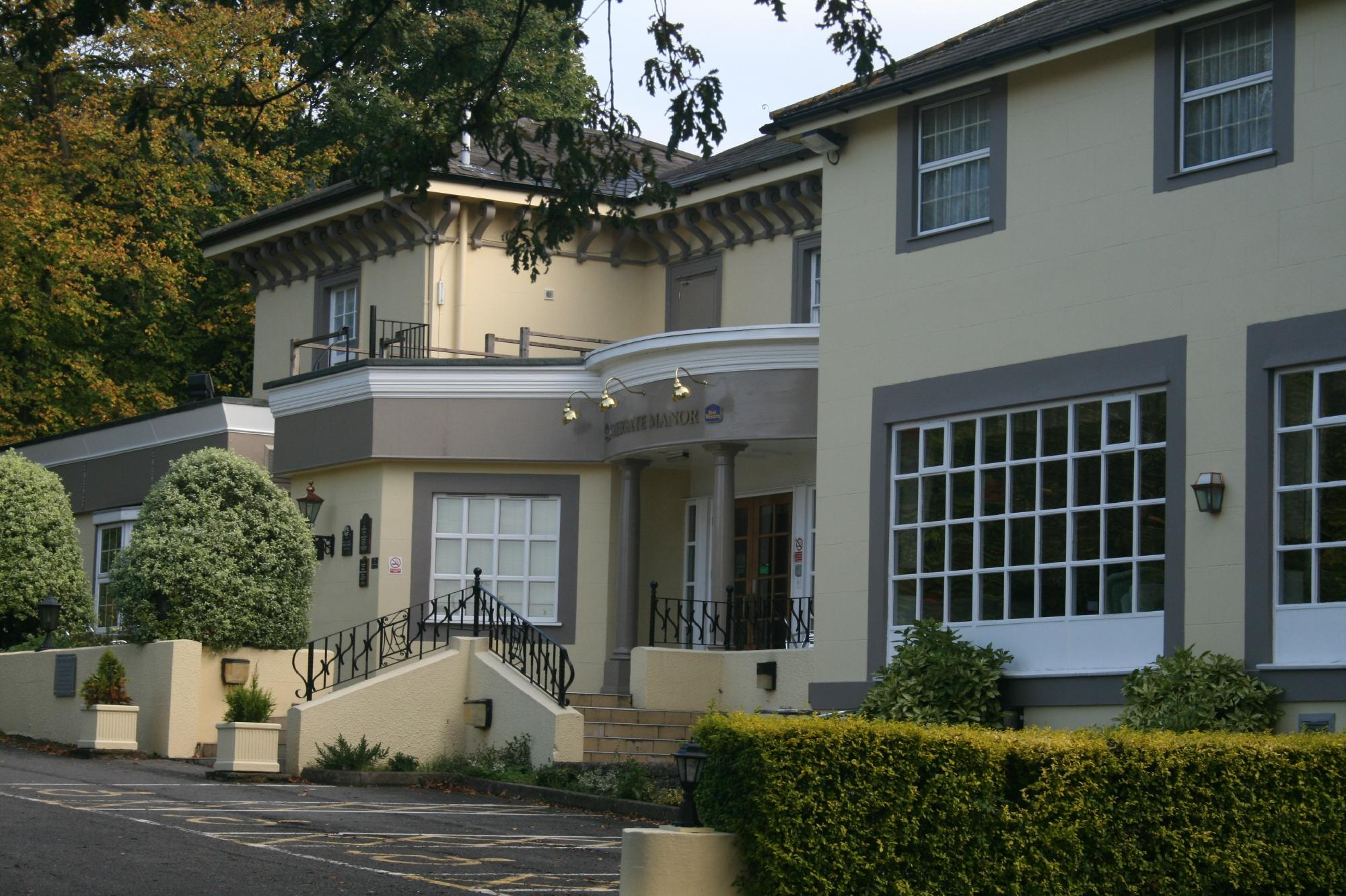 BEST WESTERN Reigate Manor Hotel