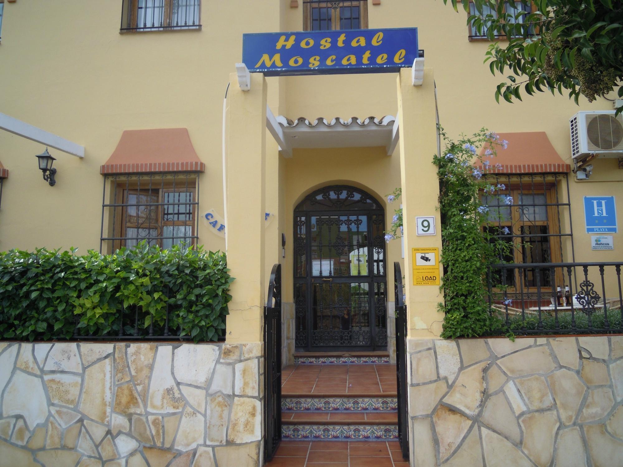莫斯卡特爾旅館
