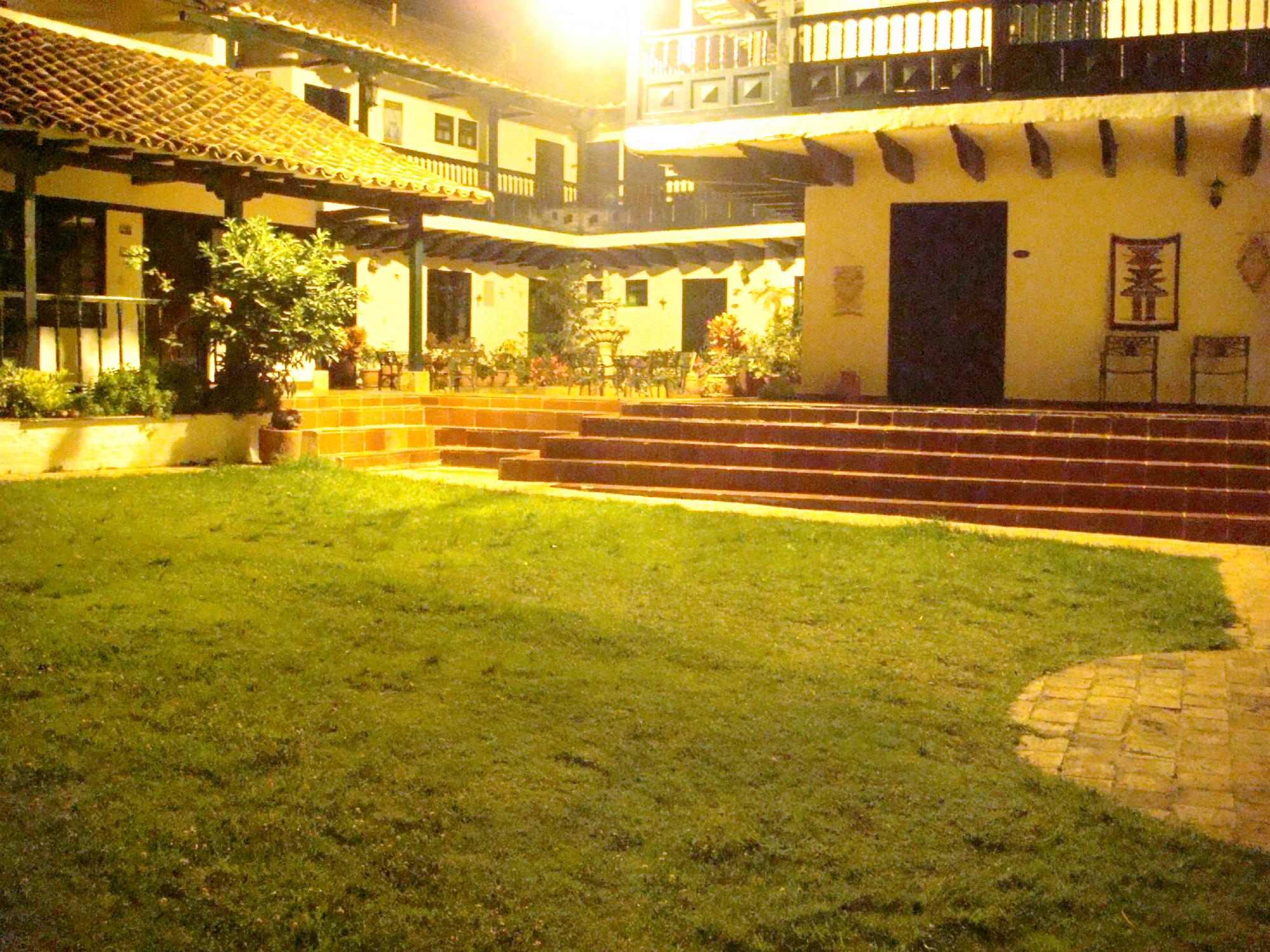 Hotel Hospederia San Carlos