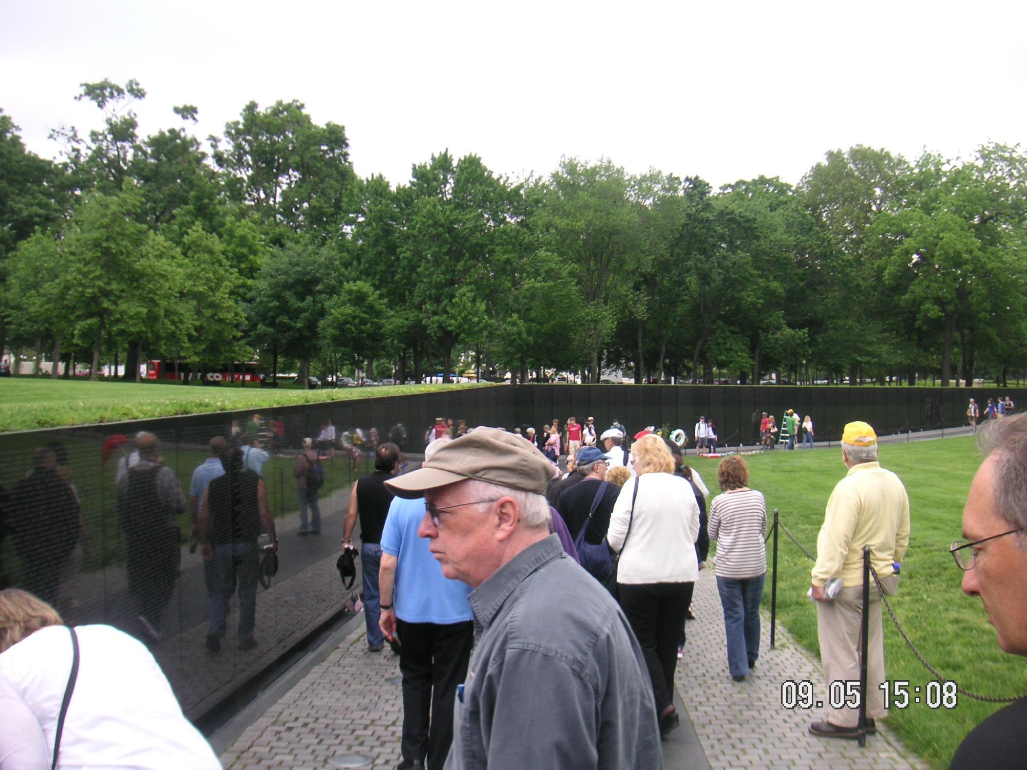 The Viet Nam Memorial
