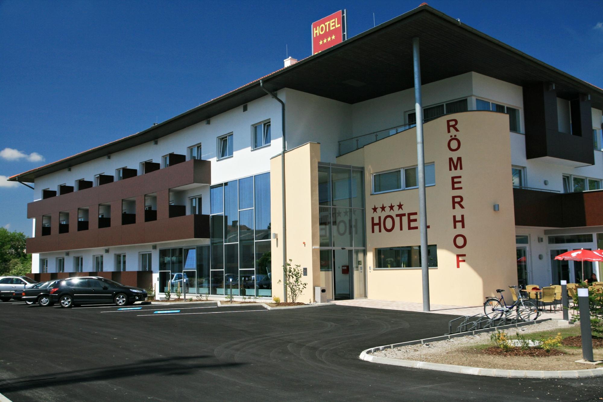 Design-Hotel-Restaurant Römerhof