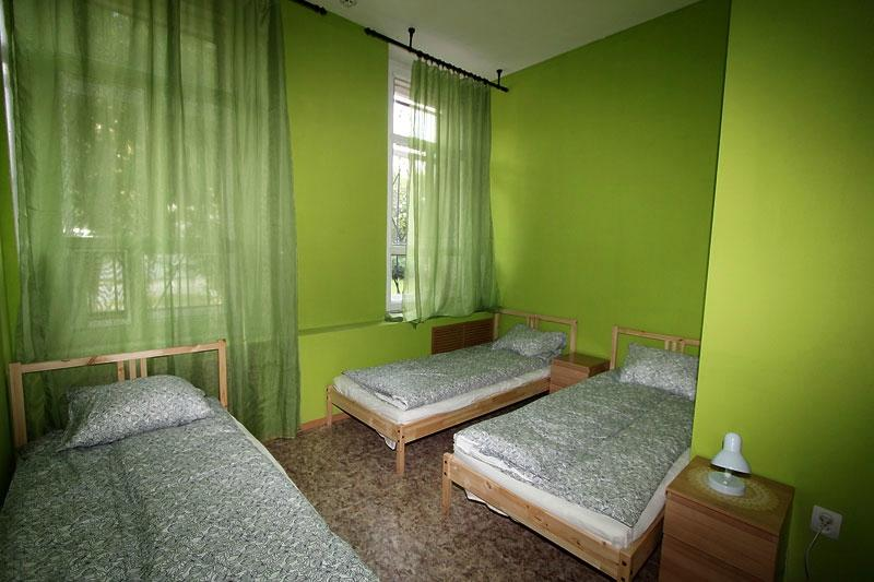 Berlogalenina Hostel