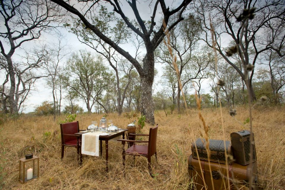 Selous Serena Camp