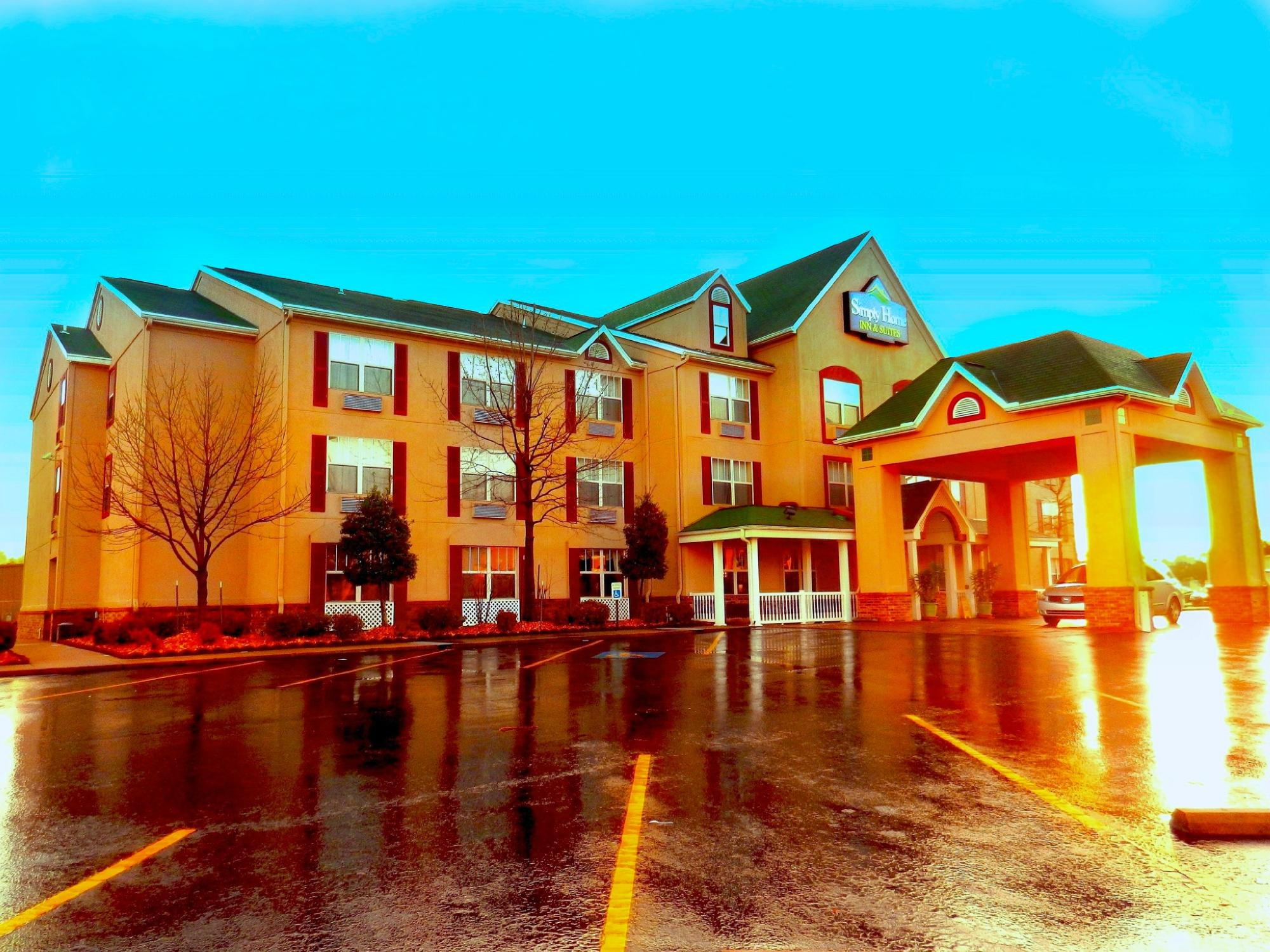 Simply Home Inn & Suites N Little Rock