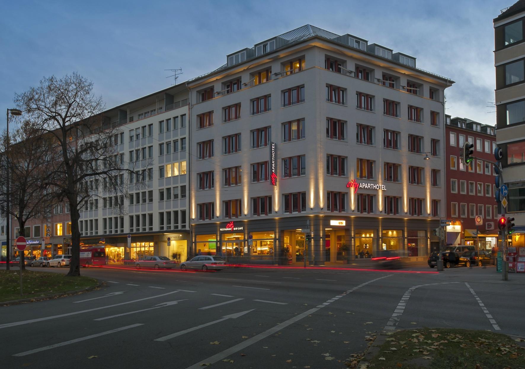 City Aparthotel Munich