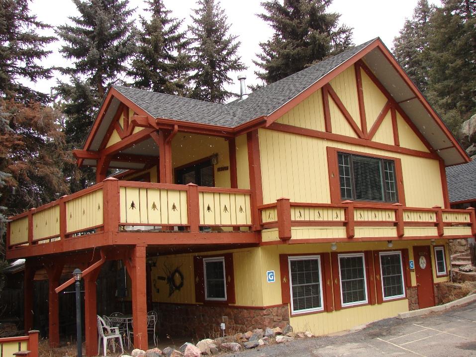 Alpen Way Chalet Inn
