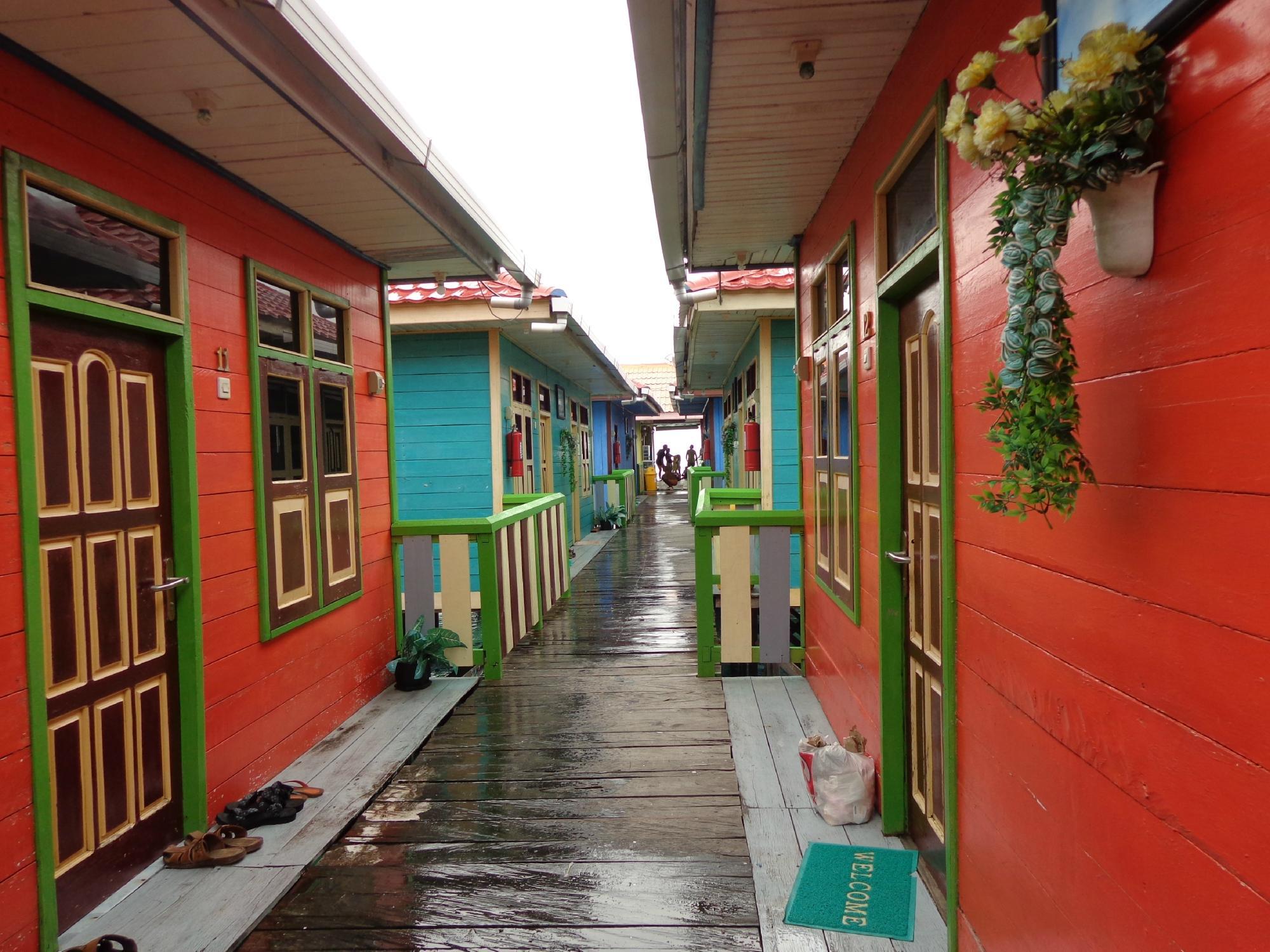 Mirroliz Pelangi Cottage