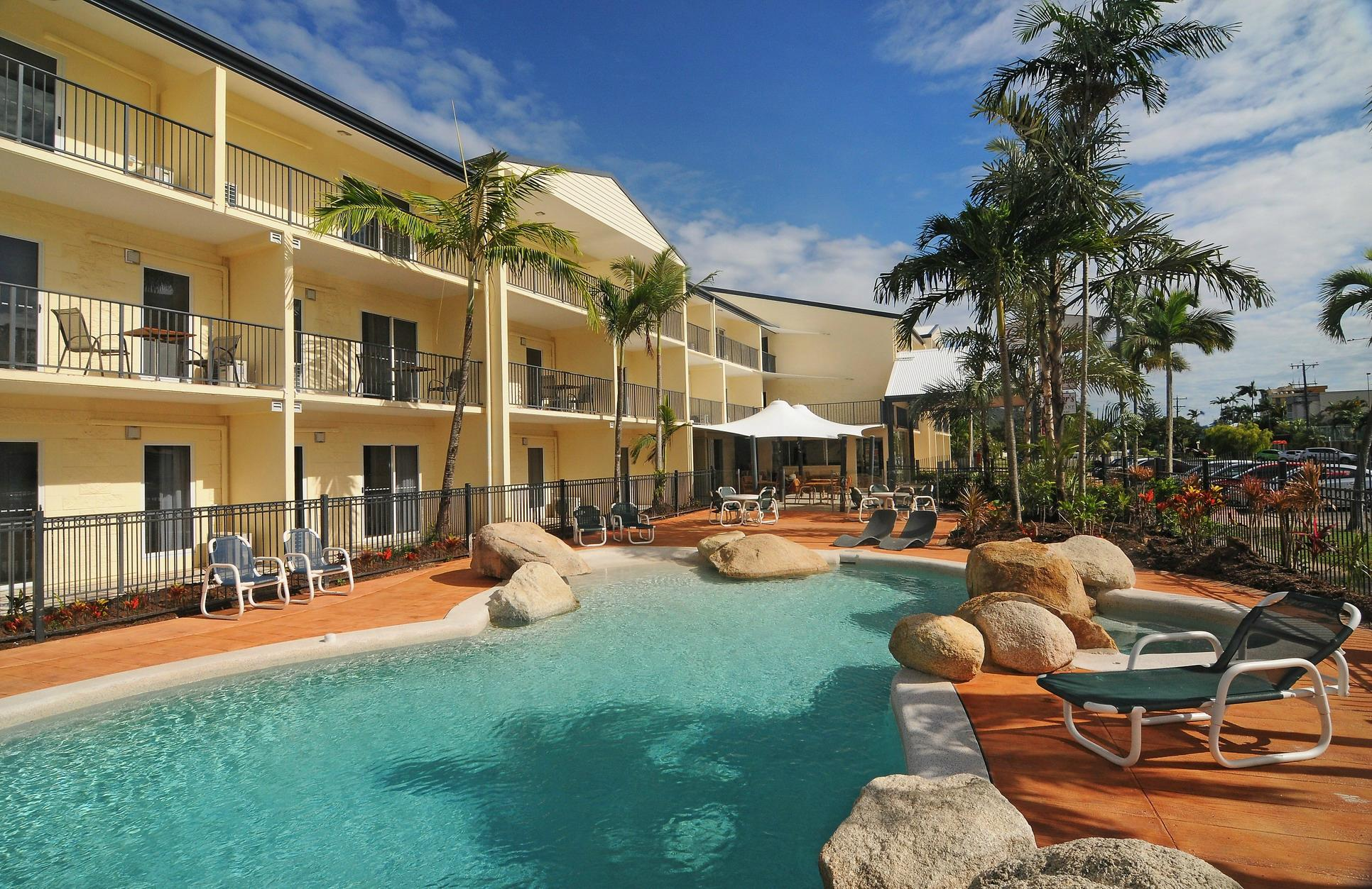 Cairns casino hotels