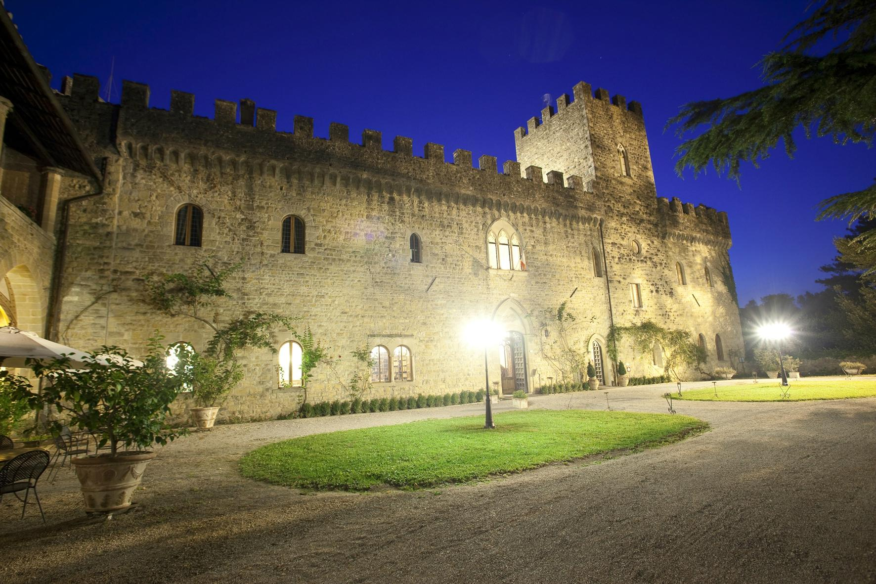 Castello dell'Oscano