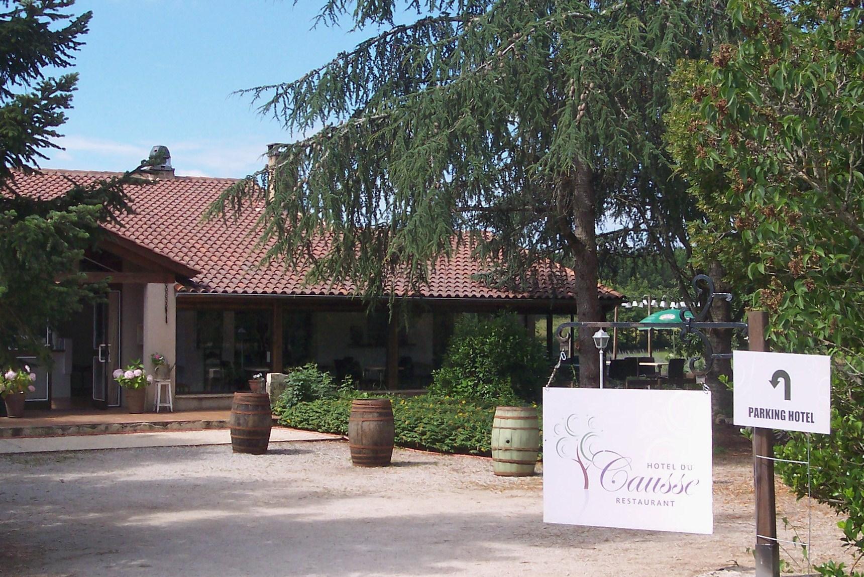 Hotel-restaurant Du Causse