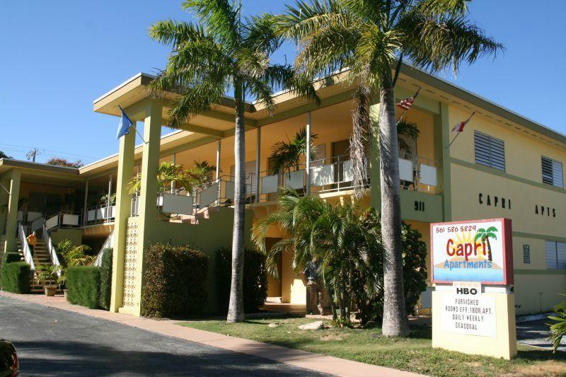 Capri Motel & Apartments