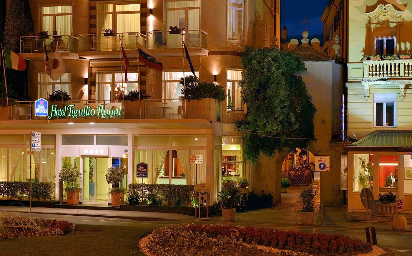 베스트 웨스턴 티굴리오 로열 호텔