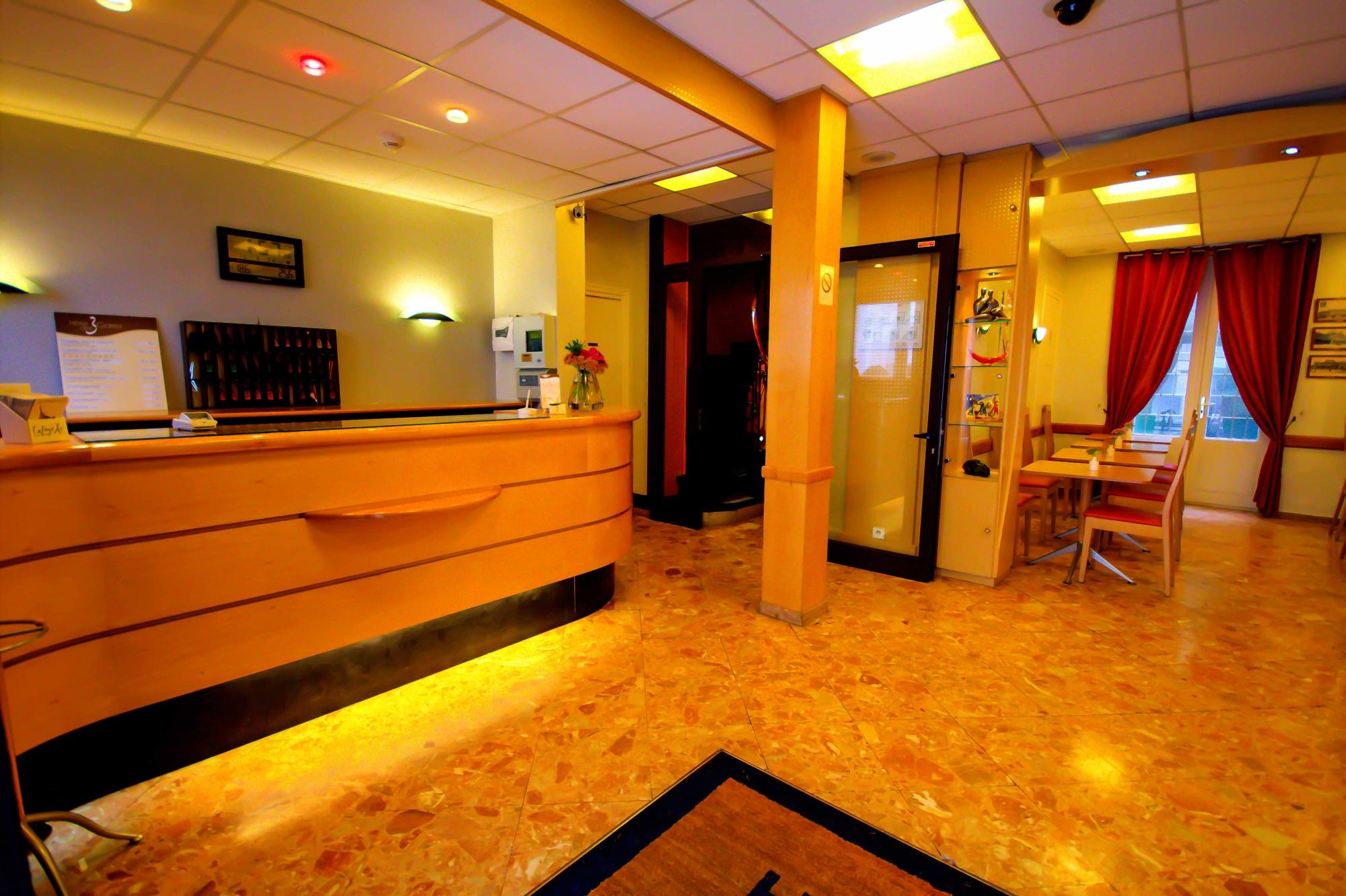 Hotel Des Trois Gares