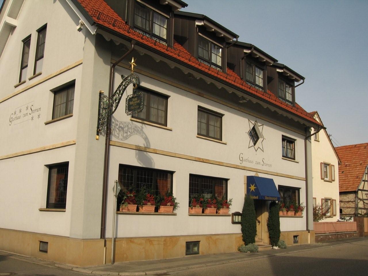 Hotel-Restaurant Gasthaus zum Sternen