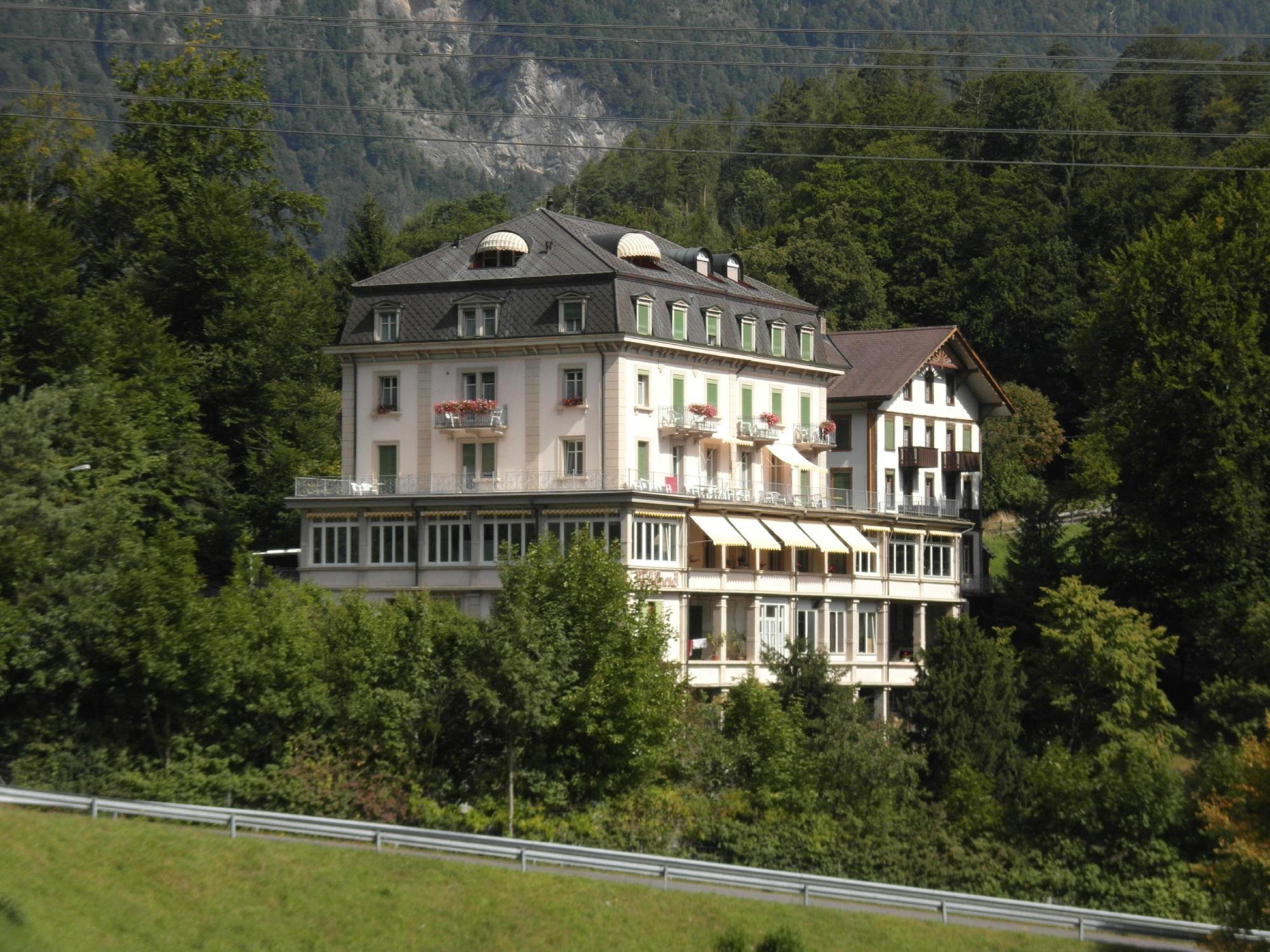 Waldhotel Unspunnen