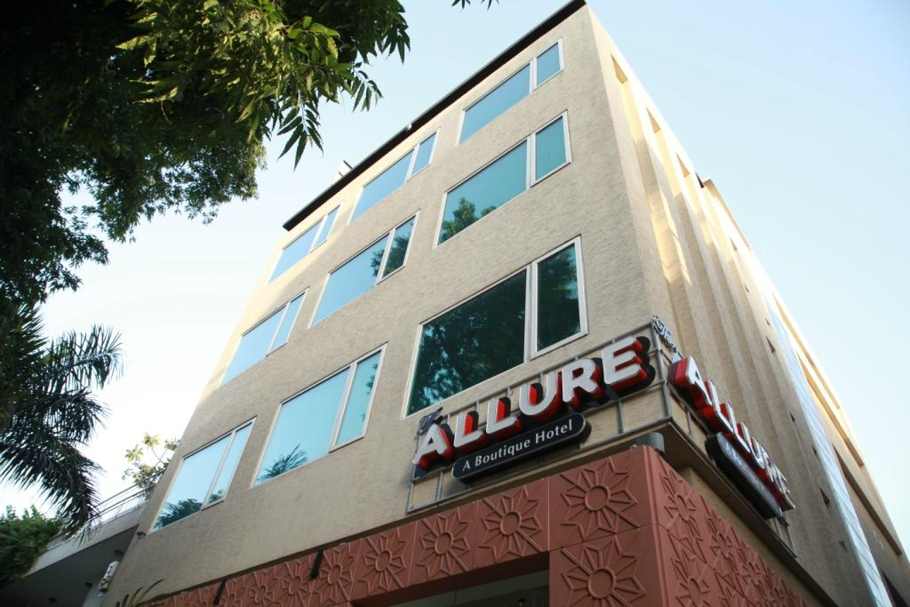 The Allure - A Boutique Hotel