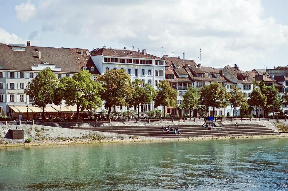 Hotel Krafft am Rhein