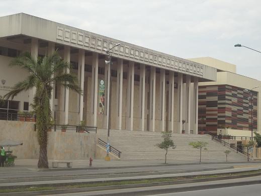 Biblioteca Departamental Jorge Garces Borrero